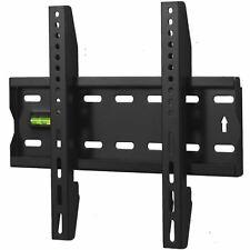 """STAFFA di montaggio a parete TV per 15 17 19 22 23 24 27 29 30 32 37 39 40 42"""" LCD LED 3D"""