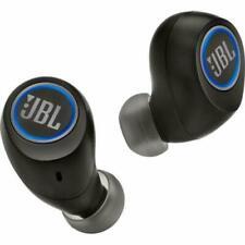 JBL Free X True In Ear Wireless Headphones - Black (A)