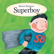 Steven Burrows - Superboy [Audio CD] Steven Burrows