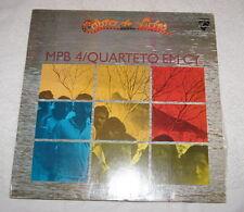 LP: MPB 4/Quarteto Em Cy - Cobra de Vidro (1978) Made in Brazil