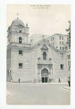 Iglesia de San Agustin BOGOTA Vintage Photo COLOMBIA Foto Postcard 1940s