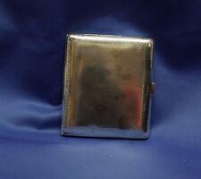 Vintage Silver .800 cigarette case holder, hammered