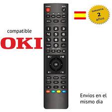 Mando a distancia de reemplazo para tv OKI L22IA-PHDTUV