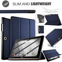 """Étui Pour Acer Iconia One 10 B3-A50 10.1 """" Cuir Magnétique Support Slim Smart"""