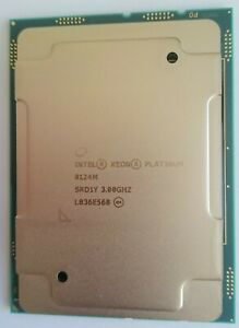 ** NEU ** Intel Xeon Platinum Server 3.00 GHz CPU 18 Core Prozessor