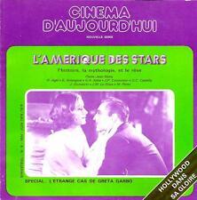 """""""CINEMA D'AUJOURD'HUI""""  Mai Juin 1976 n°8  --L'Amérique des stars--"""