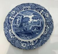 VINTAGE COPELAND SPODE BLUE AND WHITE PLATE 16.5CM (6.5IN)
