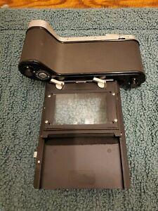 Sakai Med Format Film Holder Adapter for 4x5 Lg Format Camera Quick Roll Slider