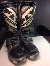 FLY RACING MEN'S 805 MOTOCROSS/ATV OFF-ROAD BOOTS SIZE 8