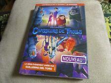 "COFFRET 4 DVD NEUF ""CHASSEURS DE TROLLS - SAISON 1"" 26 episodes DESSIN ANIME"
