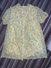 Zara Girls Dress Age 6