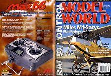 RADIO CONTROL MODEL WORLD MAGAZINE 1996 OCTMILES M1 SATYR, ENYA'S 41-4C