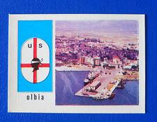FIGURINA CALCIO LAMPO 1977-78 - N.413 - OLBIA - new
