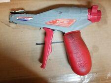 Hellermann Tyton Mark 9 Adj. Tension & Cut-Off Tool Zip tie Cable Tie Gun 20% of