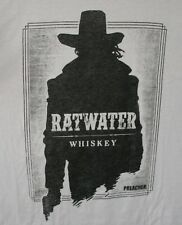 AMC Networks Preacher TV Show Ratwater Whiskey T-Shirt NOS New Tags LG Mens 2016