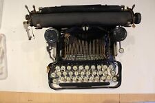 Smith Corona portable folding model 3  typewriter  antique