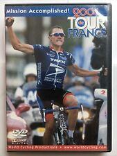 Mission Accomplished 2001 Tour de France Dvd