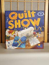 QUILT SHOW Board Game Rio Grande Games