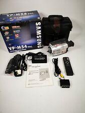 Samsung Caméscope Vidéo 8 mm enregistreur de cassette, VP-M54