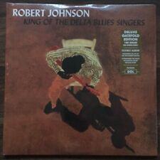 Robert Johnson - King of the Delta Blues Singers 2LP [Vinyl New] 180gm Gatefold