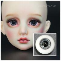 H-16 Classy Gray  BJD Doll Glass Eyes 12mm;14MM;16MM;