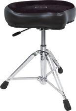 Roc-N-Soc NROK Nitro Black Drum Throne w/ Saddle Seat