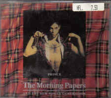 Prince-The Morning Papers cd maxi single