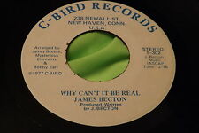 Hear Rare Funk 45: James Becton ~  Ain's It Funky  Why Can't It Be Real ~ C-Bird