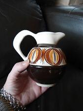 Stunning early Jersey Pottery CI jug