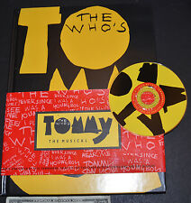 Tommy : The Musical by Pete Townsend (1993, Hardcover)