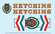 Hetchins Bicycle Decals-Transfers-Stickers #02