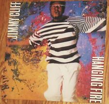 VINYL LP Jimmy Cliff - Hanging Fire / promo