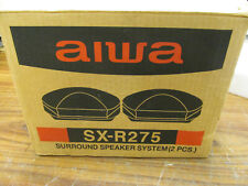 AIWA  SX-R275 Surround Speaker System (AX)