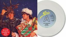 "WHAM! 7"" Last Christmas LIMITED Edition WHITE Vinyl 2019 GATEFOLD IN STOCK Seale"