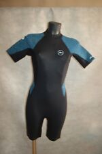 COMBINAISON SHORTY NEOPRENE AXIS 2 MM XCEL TAILLE M / 8 WETSUIT SURF/BODY NEUF