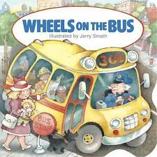 Wheels on the Bus by Grosset & Dunlap (2016, Board Book)