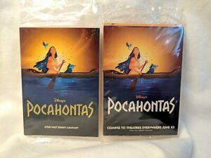 Disney Pocahontas Park Premiere Animation Discovery Trading Card Promo Skybox