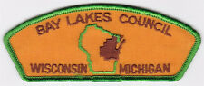 CSP - BAY LAKES COUNCIL - T-1B - FIRST ISSUE CSP