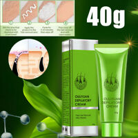 Powerful Permanent Hair Removal Cream Stop Hair Growth Inhibitor Removal US