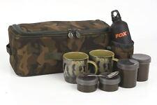 Fox Camolite Brew Kit Bag NEW Carp Fishing Cookware Bag - CLU323