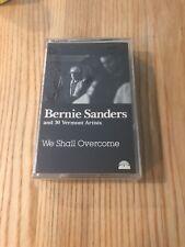 Rare Senator Bernie Sanders Cassette Tape