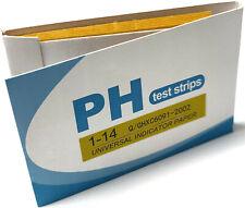 80x pH-Teststreifen Indikator, L...