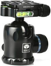 Sirui K-10X 33mm Ballhead with Quick Release 44.1 lbs Load Capacity