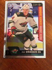 2016-17 UD Hockey Series 2 Opee Chee Marquee Rookie Silver #667 Joel Eriksson EK