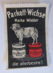 Vignettes Parkett-Wichse Brand Aries Die Alberbeste 1900 (68322)