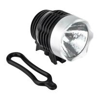 Bike Head Light Handlebar Flashlight Head Lamp with Strap For Bicycle Camping
