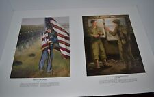 The Non commissioned Officer Images Of An Army In Action  US Army 14 Prints