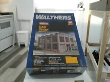 Walthers HO scale Car Shop 933-3040