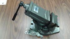 """4"""" Tilt & Swivel machine vise, 2-way universal vise, #850-TLT-04--NEW"""