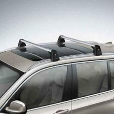 BMW X5 F15 Roof Rack Base Bars Luggage Cargo Rails 2014-2017 Genuine OEM